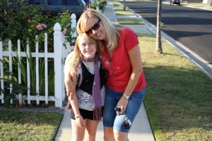 1st day of 5th grade!